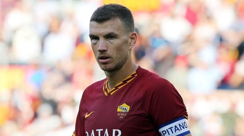 Roma, Dzeko vuole la Samp: ecco l'opinione del chirurgo