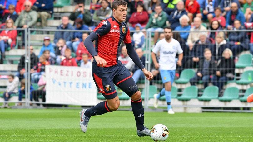 Genoa, doppietta di Favilli nel test con la Primavera