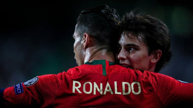 """Ronaldo, uno stadio in suo onore. Vidal: """"Voglio la Champions"""""""