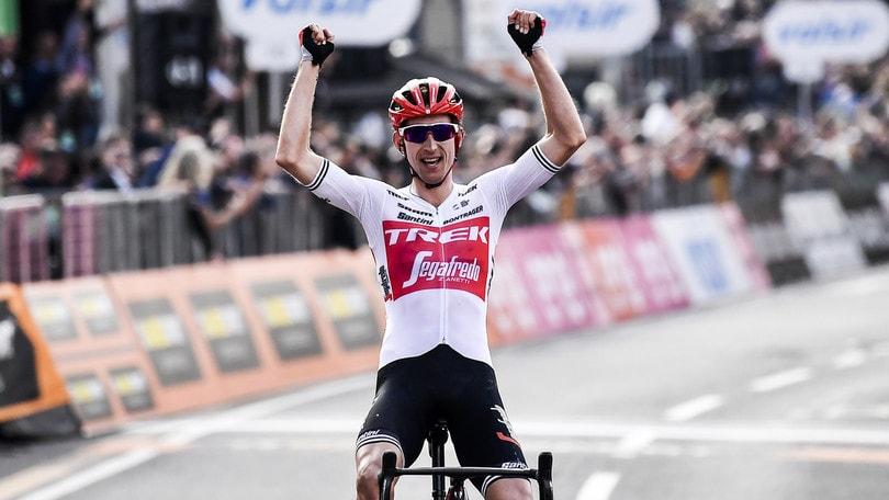 Giro di Lombardia: trionfa Mollema