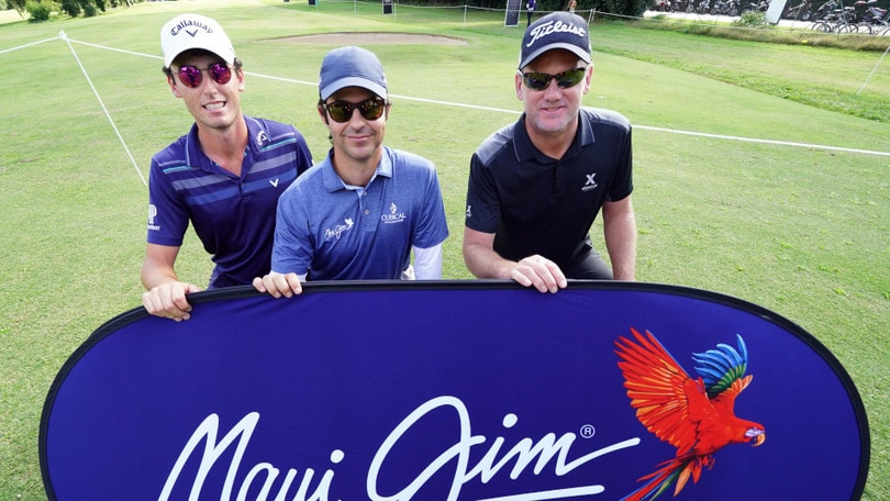 I brand Ambassador Maui Jim si sono sfidati al 76° Open d'Italia