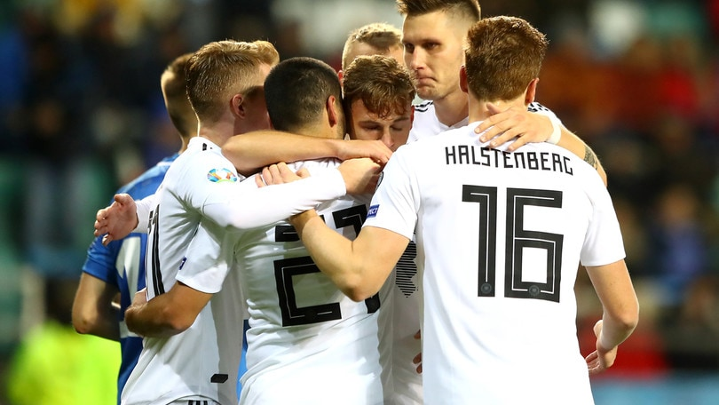 Milik manda la Polonia ad Euro2020, vincono Germania e Olanda: Russia qualificata