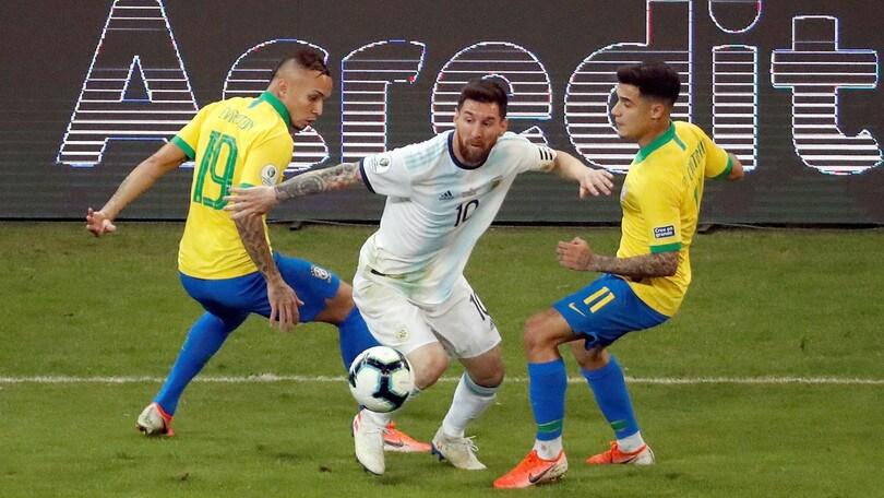 E' ufficiale: Brasile e Argentina si sfideranno il 15 novembre