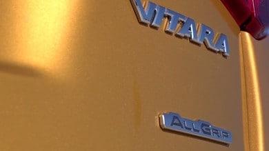 La prova su strada della nuova Suzuki Vitara