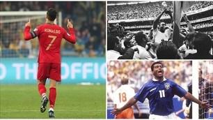 Cristiano Ronaldo fa 700: nel mirino Pelè e Romario