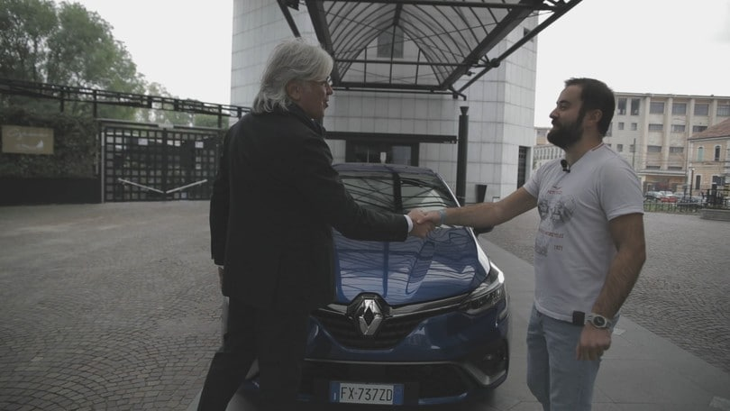 Test Drive Experiences: la prova di Milano della Renault Clio