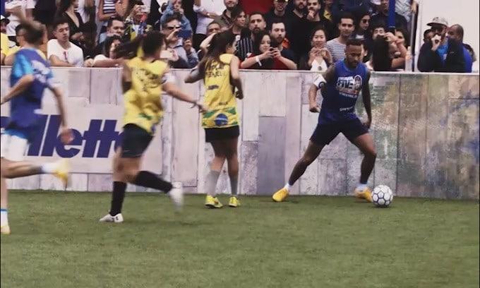 PSG: Neymar fuori per un mese