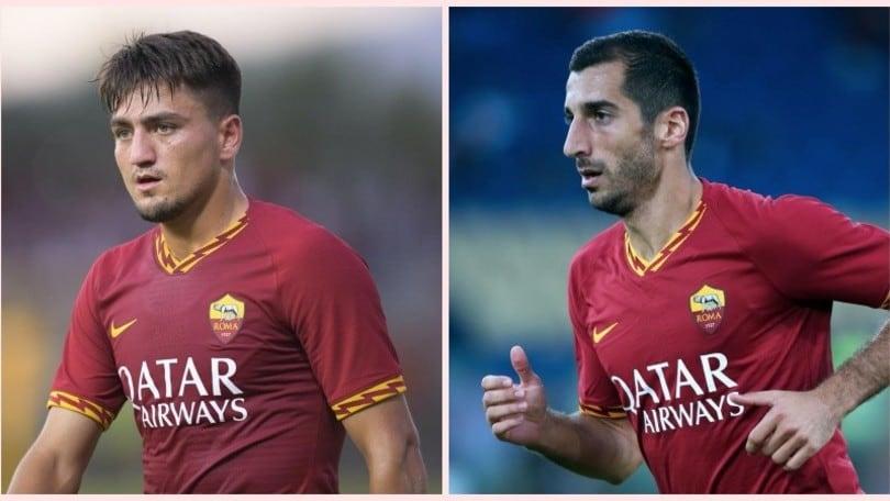 Roma, esami a Villa Stuart per Under e Mkhitaryan: rientro contro il Milan