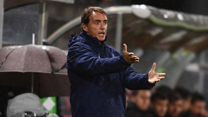 """Italia, Mancini: """"Record di Pozzo? Vorrei i due Mondiali ma mi basta l'Europeo"""""""