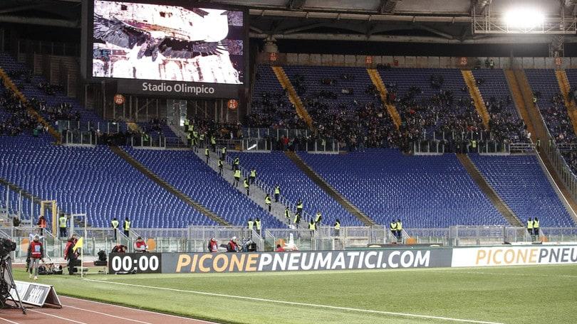 L'Uefa chiude metà curva Nord con il Celtic, Lazio: