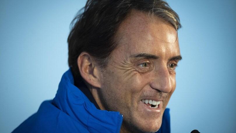 Italia, i convocati di Mancini: non c'è Balotelli, tre novità