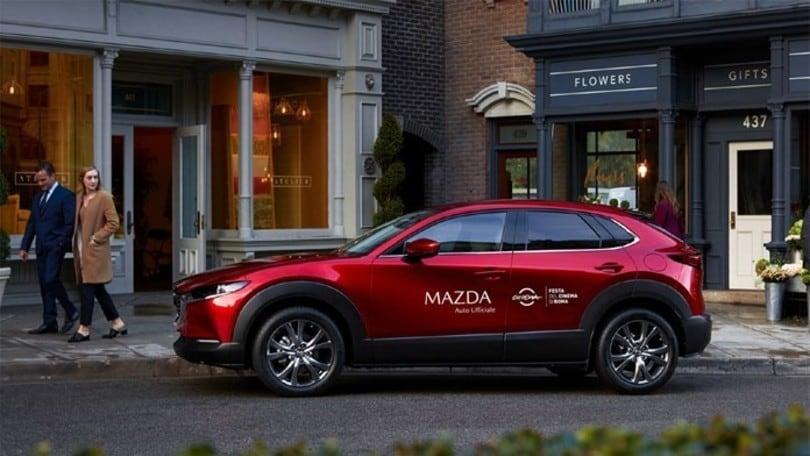 Mazda alla Festa del Cinema di Roma 2019, confermata la partnership