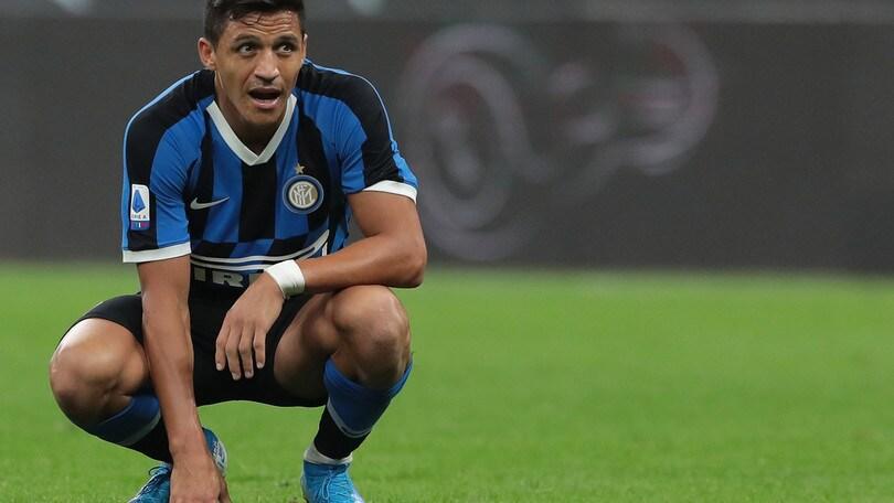 Sanchez si è operato: l'Inter lo riavrà dopo la sosta di Natale