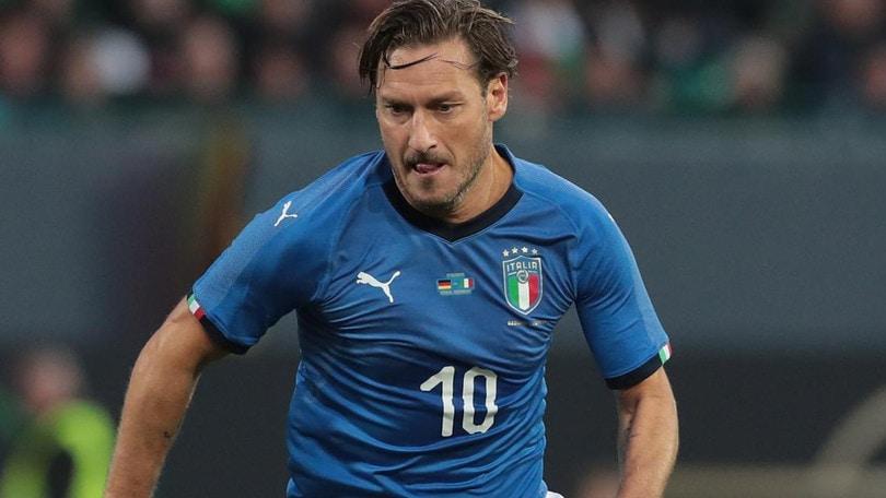 Totti può tornare in Nazionale. Ecco la richiesta della Divisione calcio a cinque