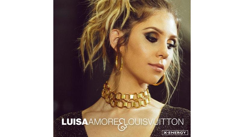 Luisa esordisce con il singolo Amore e Louis Vuitton