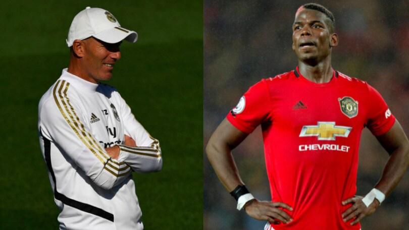 """""""Incontro Zidane-Pogba in spiaggia a Dubai"""""""