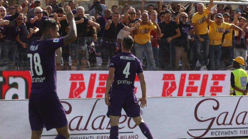Fiorentina, Milenkovic: