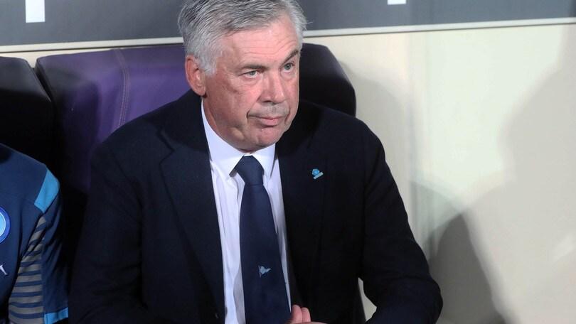 """Ancelotti: """"Troppe frottole. Insigne? Quando è ombroso cala"""""""