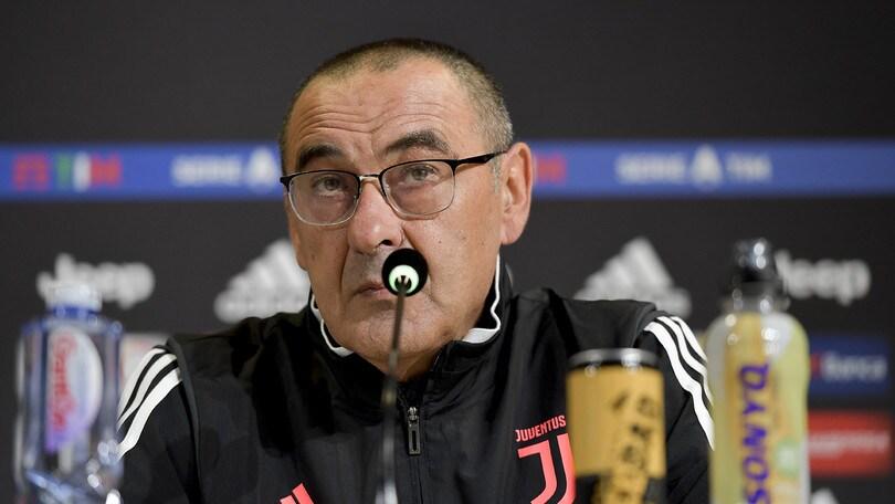 """Sarri: """"Bologna squadra tosta. Spero di vedere Mihajlovic in panchina"""""""