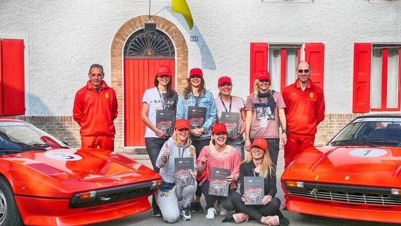 Ferrari Classiche Academy, nuovo corso di guida a Fiorano