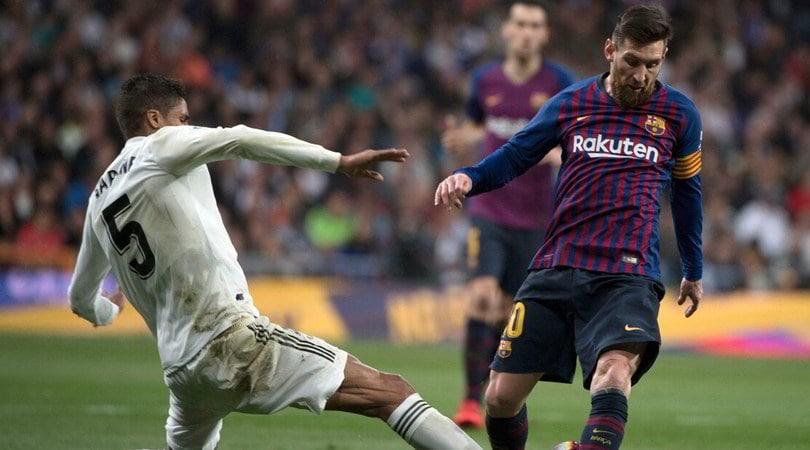 Rinvio Barcellona-Real Madrid, si gioca il 18 dicembre