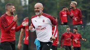"""Milan, Pioli prepara il debutto con la """"terapia del sorriso"""""""