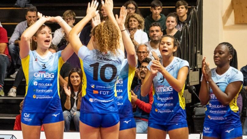 A2 Femminile: Pinerolo-Omag primo big match della stagione