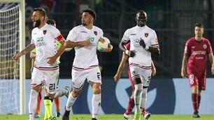 Cittadella-Cosenza 1-3, prima vittoria rossoblù con Bruccini e Baez