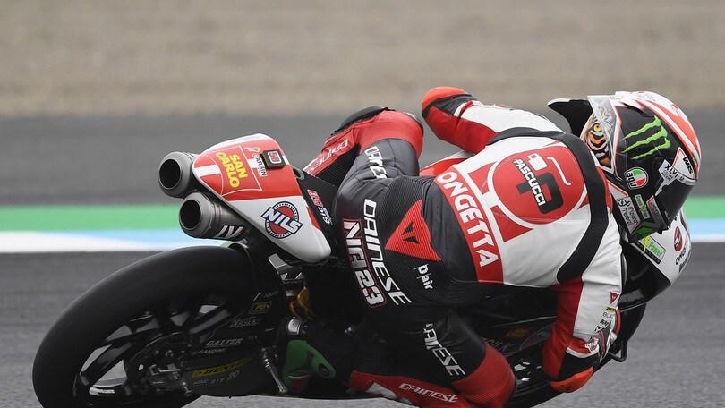 Moto3: in Giappone pole di Antonelli, Dalla Porta sesto