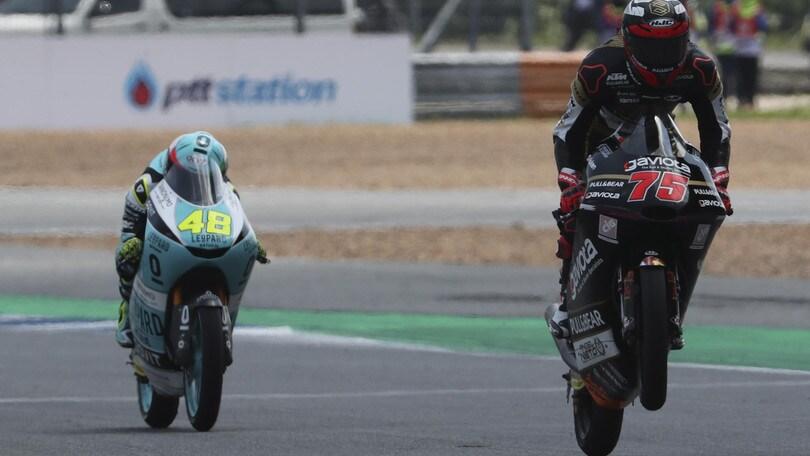 Moto 3: pole di Ramirez in Australia, Dalla Porta sesto in qualifica