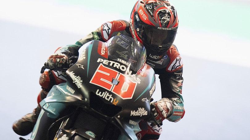 Gp Giappone: Marquez vola nelle libere 4, Valentino Rossi quinto
