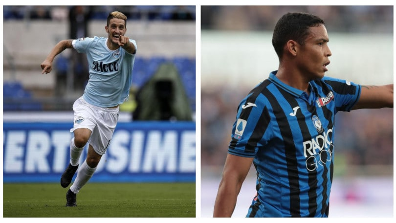 Diretta Lazio-Atalanta ore 15: formazioni ufficiali e dove vederla in tv