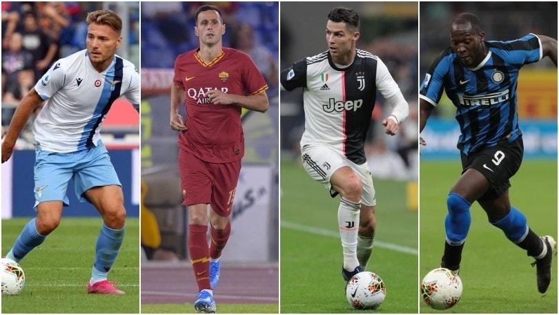 Serie A: tutte le probabili formazioni dell'ottava giornata
