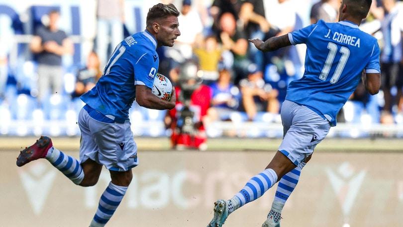 Lazio-Atalanta 3-3, il tabellino