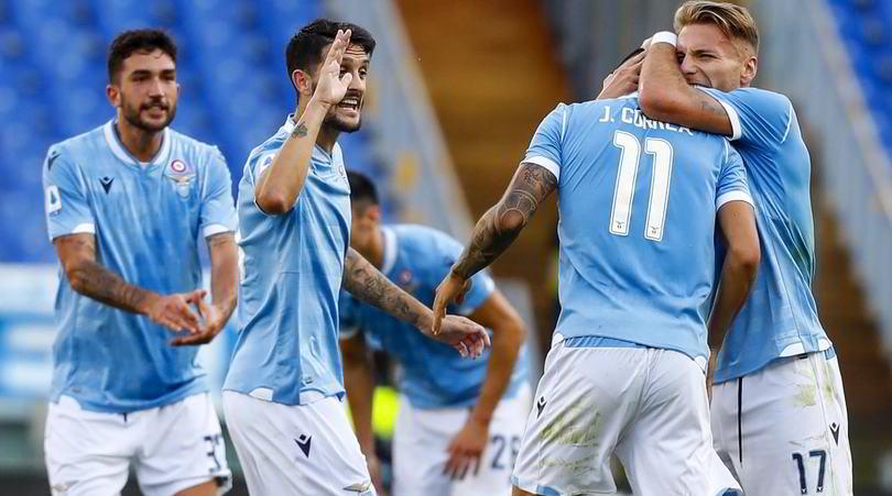 Lazio-Atalanta 3-3: Immobile e Correa, rimonta pazzesca!