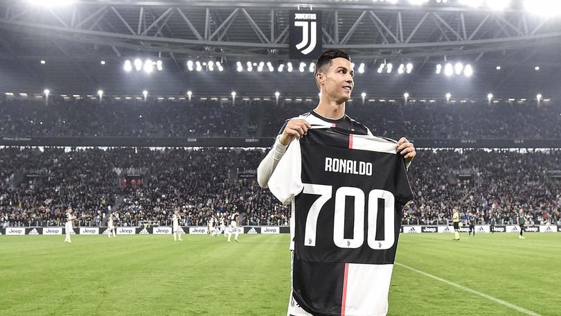Cristiano Ronaldo esalta la Juve: le reazioni social dei bianconeri