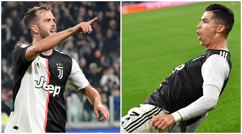 Cristiano Ronaldo e Pjanic lanciano la Juve