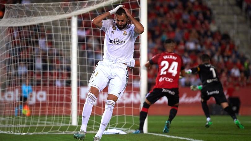 Il Real Madrid perde la testa: ko a Maiorca