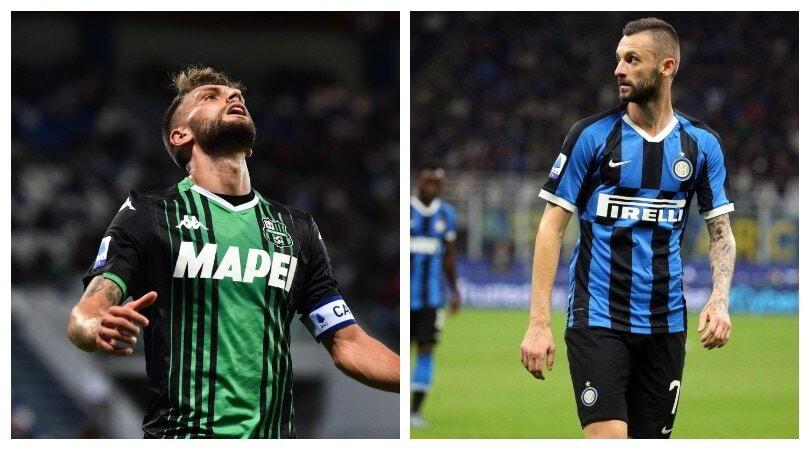 Diretta Sassuolo-Inter ore 12.30: formazioni ufficiali e dove vederla in tv