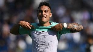 Inter, la dedica di Lautaro Martinez alla mamma