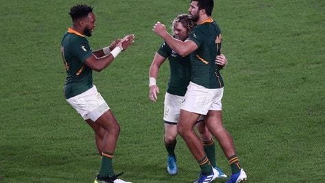 Mondiali, il Sudafrica schianta il Giappone e vola in semifinale