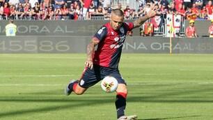 Nainggolan fa sognare il Cagliari