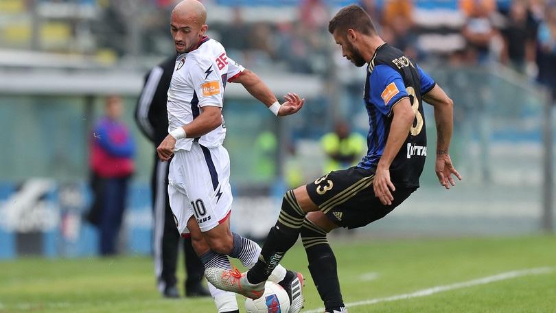 Il Crotone rallenta a Pisa: 1-1, Golemic risponde a De Vitis. Chievo-Ascoli 2-0