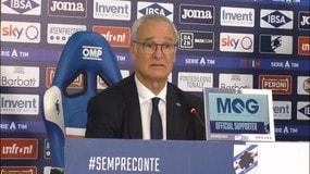 """Ranieri stupito: """"Avete visto Quagliarella?"""""""