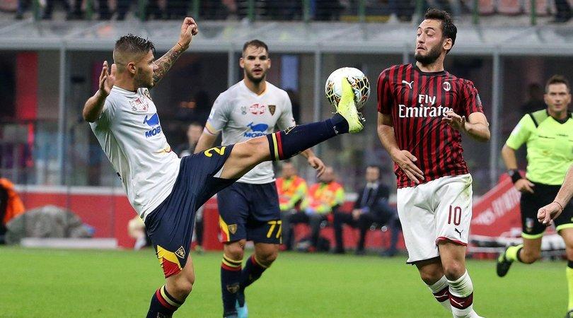 Milan-Lecce 2-2: Pioli non riesce a dare la scossa
