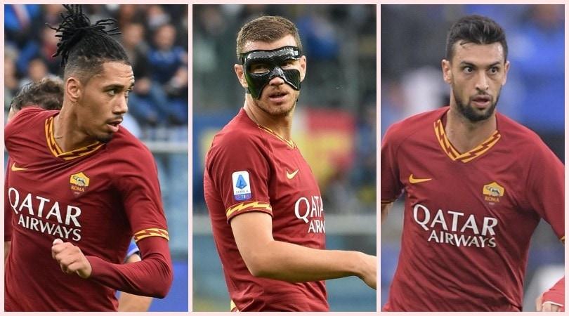 Roma, shock infortuni: ecco i disponibili per B. Monchengladbach e Milan