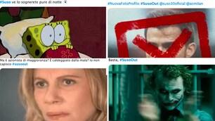 Crisi Milan, tifosi infuriati sui social: impazza l'hashtag #SusoOut