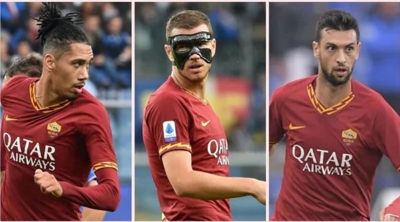 Roma decimata dagli infortuni: Fonseca ha solo 17 giocatori