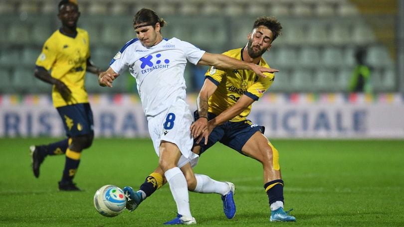 Modena-Fermana 1-1: Persia replica a Pezzella