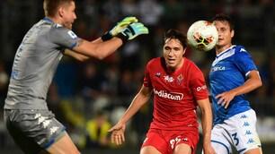 La Fiorentina si ferma dopo tre vittorie di fila: con il Brescia è 0-0